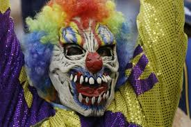 Scary Halloween Clown Costumes Nj Cops Kids Clown Costumes Halloween