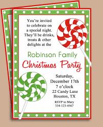 Christmas Card Invitation Wording Template Printable Christmas Party Invitation Card Maker With Card