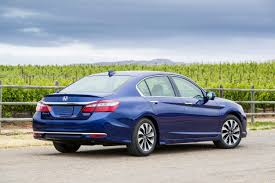 2017 honda accord technical specifications