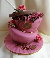 Cake Decorating At Home Louis Vuitton Birthday Cakes Louis Vuitton Hatbox Chocolate Mud