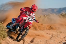 motocross action magazine website bike test we ride the ultimate honda cr250 two stroke