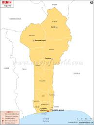 50 States And Capitals Map by Airports In Benin Benin Airports Map