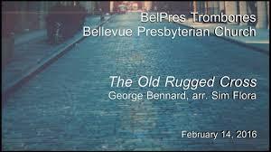 Old Rugged Cross Music The Old Rugged Cross George Bennard Roselawnlutheran