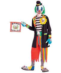 Scary Clown Halloween Costumes Men Clown Evil Costume Men Clown Costumes
