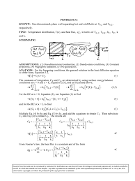 introduction to heat transfer 6th edition solution manual cap3 incropera solution