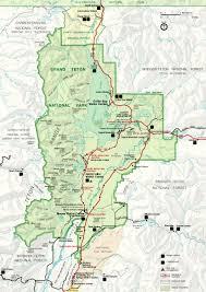 Jackson Hole Map Jackson Hole Tetons U2014 Adventure Forecast