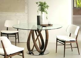 round dining room table sets glass top dining table set 4 chairs round glass dining room table