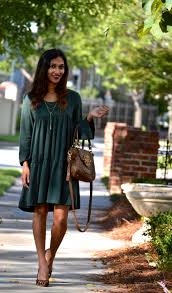 Forest Green by Forest Green Dress An Unblurred Lady
