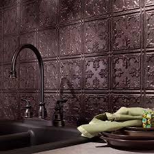kitchen facade backsplash fasade backsplash tin ceilings lowes
