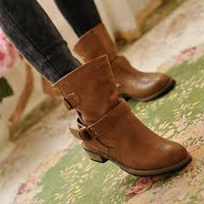 motorcycle ankle boots sale popular leather motorcycle boots women buy cheap leather