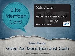 elite prepaid card elite member visa debit card get the financial tips