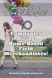 Grocery Merchandising Jobs 10 Companies That Hire Home Based Field Merchandisers Work At