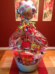 teen birthday basket i would love you forever if you did