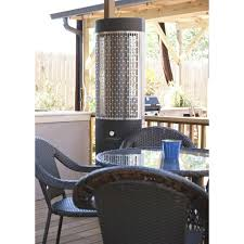 Outdoor Patio Heaters Propane by Barbeques Galore Totum H 35 000 Btu Propane Gas Outdoor Patio