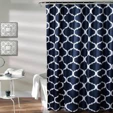 creative decoration navy blue shower curtain pretty design best 25