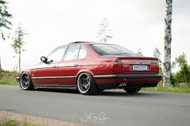 bmw e34 stance i need info from owners former owners of the bmw e34 520