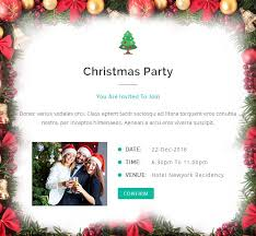 glad christmas celebration email pack with stampready builder