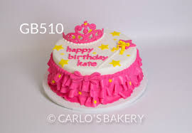 Birthday Cakes For Girls Carlo U0027s Bakery New Cakes For The Girls