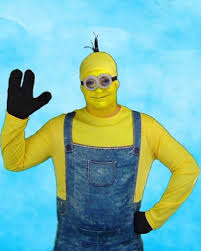 minion costume to create a despicable me minion costume look