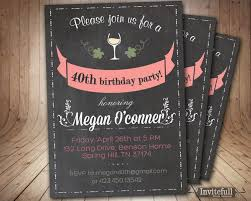 template free 90th birthday invitation free templates with