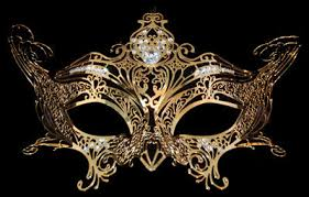 gold masquerade mask filigree venetian masquerade mask gold