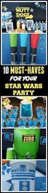 Star Wars Birthday Decorations 55 Best Star Wars Images On Pinterest Star Wars Food Star Wars