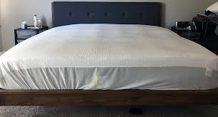 helix mattress protector review