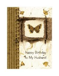 happy birthday husband cards to my husband greeting card happy birthday printable card