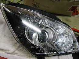 nissan 350z xenon headlights bi xenon headlights from 06 model nissan 350z forum nissan 370z