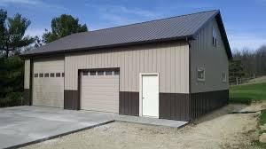 30 x 40 x 12 loft michigan loft barn construction burly oak