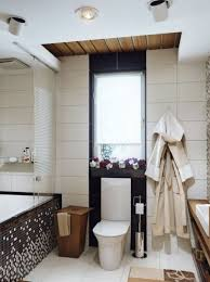 black and brown bathroom 2017 grasscloth wallpaper
