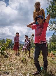 indonesia u0027s toraja community honour their dead relatives in the ma