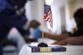 Flag With Bible Russell Moore America Is Not A Christian Country Christian News