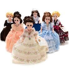 madame set of six dolls ebth