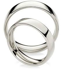 simple platinum rings images 15 matching platinum rings for couples in relationship styles at jpg