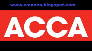 weacca free acca study material acca global