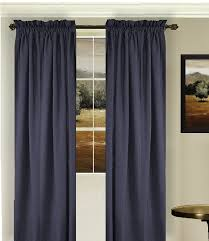Navy Blue Curtains For Nursery Navy Blue Curtains To The Room That Wants To Look Formal Home