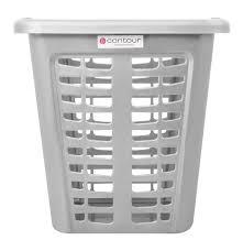 grey laundry hamper contour housewares mega linen bin grey lowest prices u0026 specials