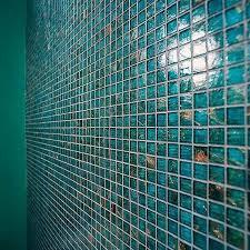 Colorful Bathroom Tile Best 25 Teal Bathrooms Ideas On Pinterest Teal Bathroom Mirrors