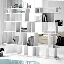 White Library Bookcase by Bookshelf Amusing Double Sided Bookcase Double Sided Bookcase
