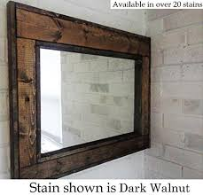 mirror home decor renewed d礬cor herringbone reclaimed wood mirror in 20