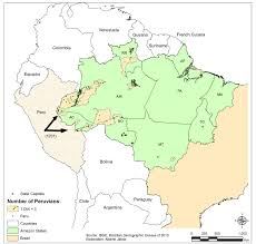 Brazil Map States by International Migration And Segregation In The Brazilian Legal