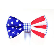 American Flag Magnet Brobows Smart Close Magnetic Bow Ties