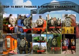 10 thomas friends characters dajoestanator