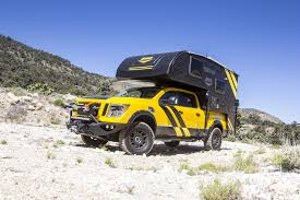 lifted nissan car overlander dream setup lifted nissan titan xd with a camper