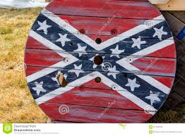 Truck With Rebel Flag Confederate Flag Stock Photos Royalty Free Images