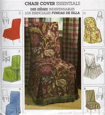 Dining Room Chair Slipcover Pattern 102 Best Chair Slip Covers Images On Pinterest Chairs Chair