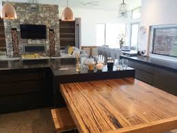 recycled timber benchtops laminated timber bench tops recycled