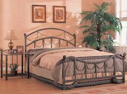 Wrought Iron Headboard Twin by Cleaning Iron Headboard Best Home Decor Inspirations