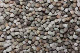 Pebble Rug Lil Wooly Rug Naturals Truemodern